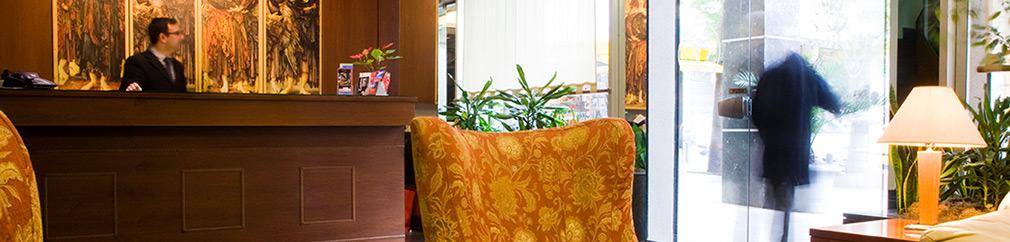 reception-desk arethusa-hotel-athens